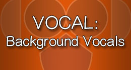 Vocal with Background Vocals