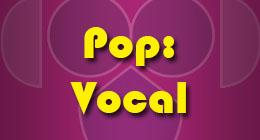 Pop Vocal