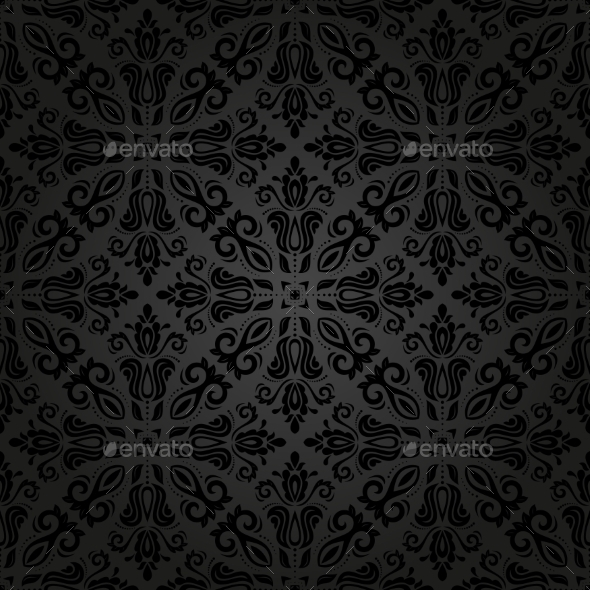 GraphicRiver Orient Seamless Vector Pattern 8990286