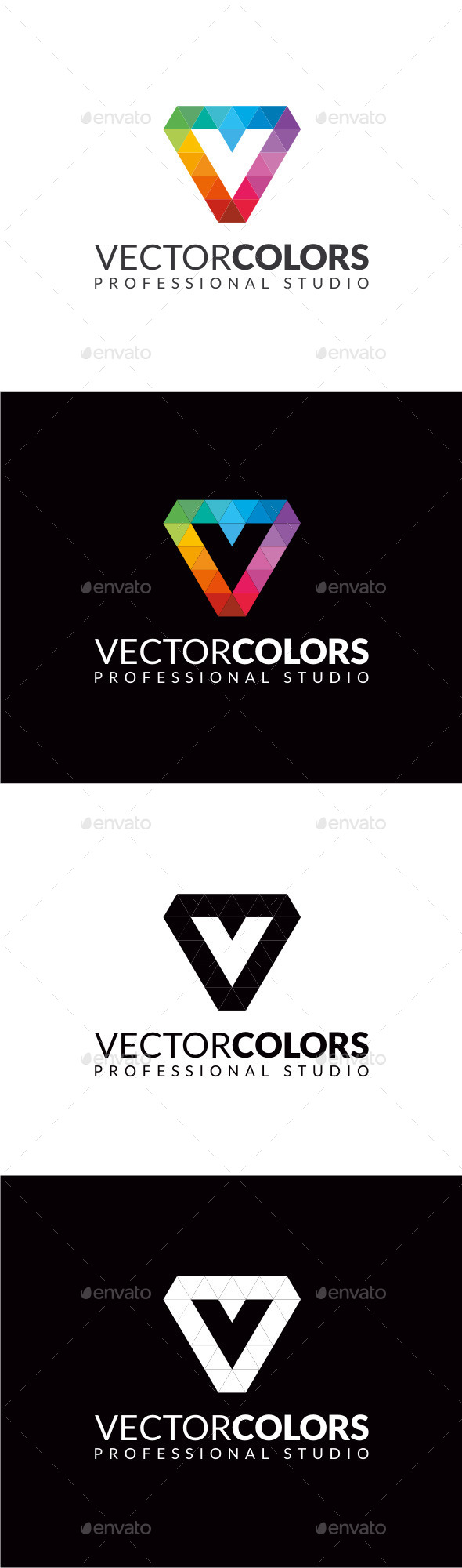 GraphicRiver Vector Colors 8990374