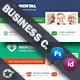 Dental Business Card Templates - GraphicRiver Item for Sale