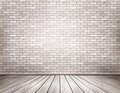 White brick room. - PhotoDune Item for Sale