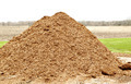 pile of natural mulch - PhotoDune Item for Sale