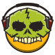 Skull Sound Logo - GraphicRiver Item for Sale