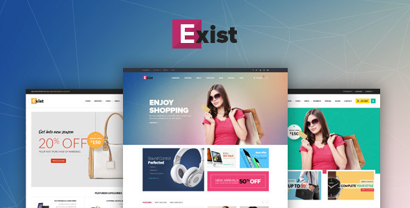 Lexus Exist a Opencart responsive theme support multi – store. If you are a merchant who is in business for lots of areas, Lexus Exist the right choice be