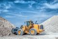 Excavator loader with backhoe works - PhotoDune Item for Sale