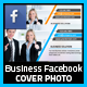 Business Facebook Timeline Cover 02 - GraphicRiver Item for Sale