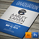 Simple Graduation Invitation - GraphicRiver Item for Sale