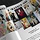 10 Square Magazine / Brochure Mock-ups - GraphicRiver Item for Sale