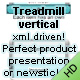 Treadmill - Newsticker - XML Driven - ActiveDen Item for Sale