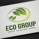 Eco Group Logo - GraphicRiver Item for Sale