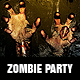 Zombies Party Flyer - GraphicRiver Item for Sale