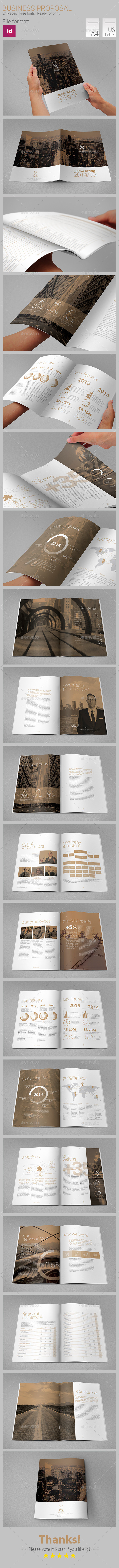 GraphicRiver Annual Report XimXon 8996496