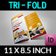 Construction Business Tri-Fold Brochure Vol.3 - GraphicRiver Item for Sale