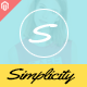 Simplicity - Responsive Magento Theme - ThemeForest Item for Sale