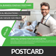 Medical Doctors Postcard Psd Template - GraphicRiver Item for Sale