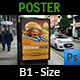 Burger Restaurant Poster Template Vol.2 - GraphicRiver Item for Sale