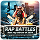 Hip Hop / Rap - Cd Cover [Vol.2] - GraphicRiver Item for Sale