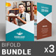 Restaurant Business Bi-Fold Brochure Bundle | v4 - GraphicRiver Item for Sale