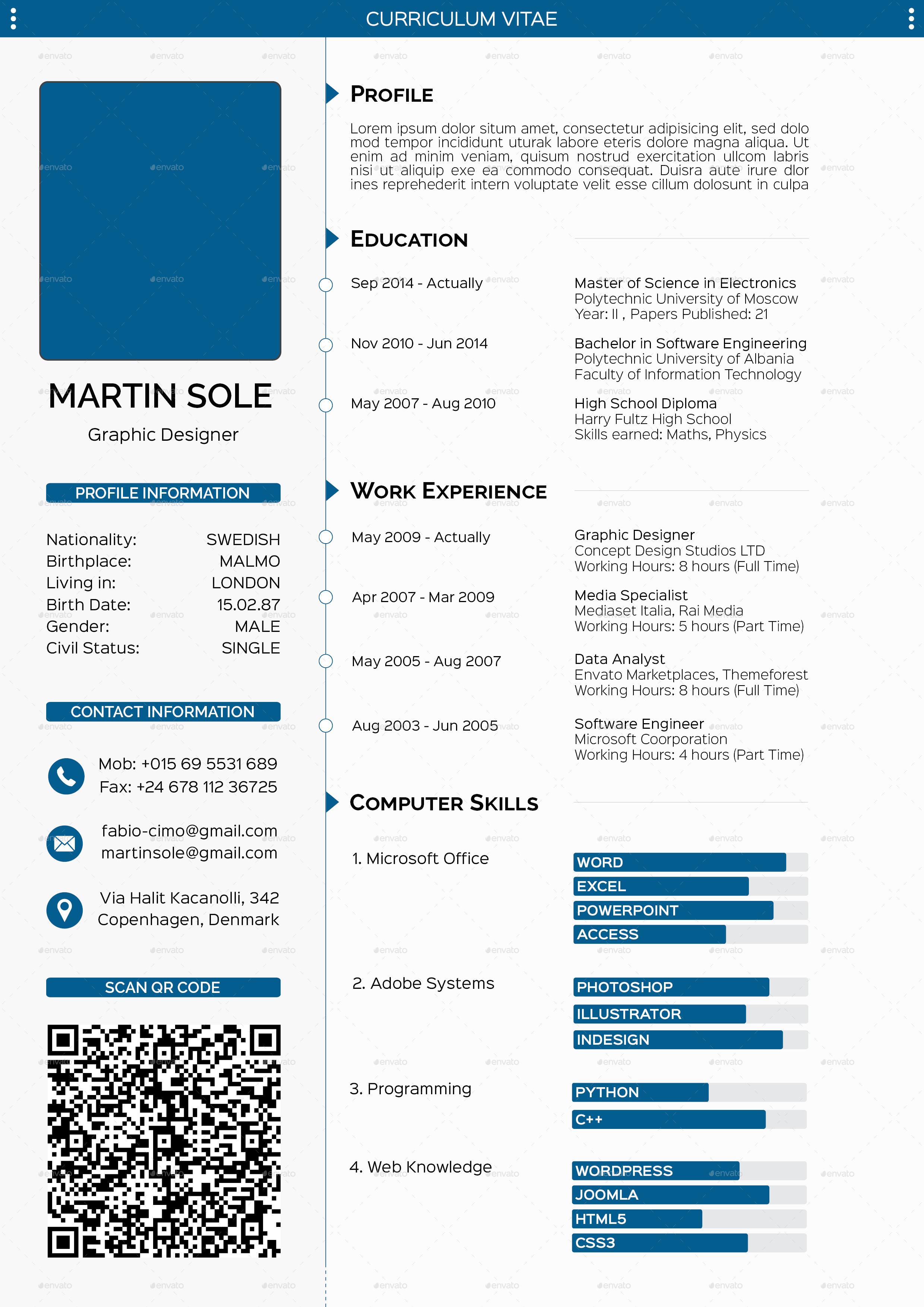resume designer pro 3 3 ipa 28 images 30 cv resume design