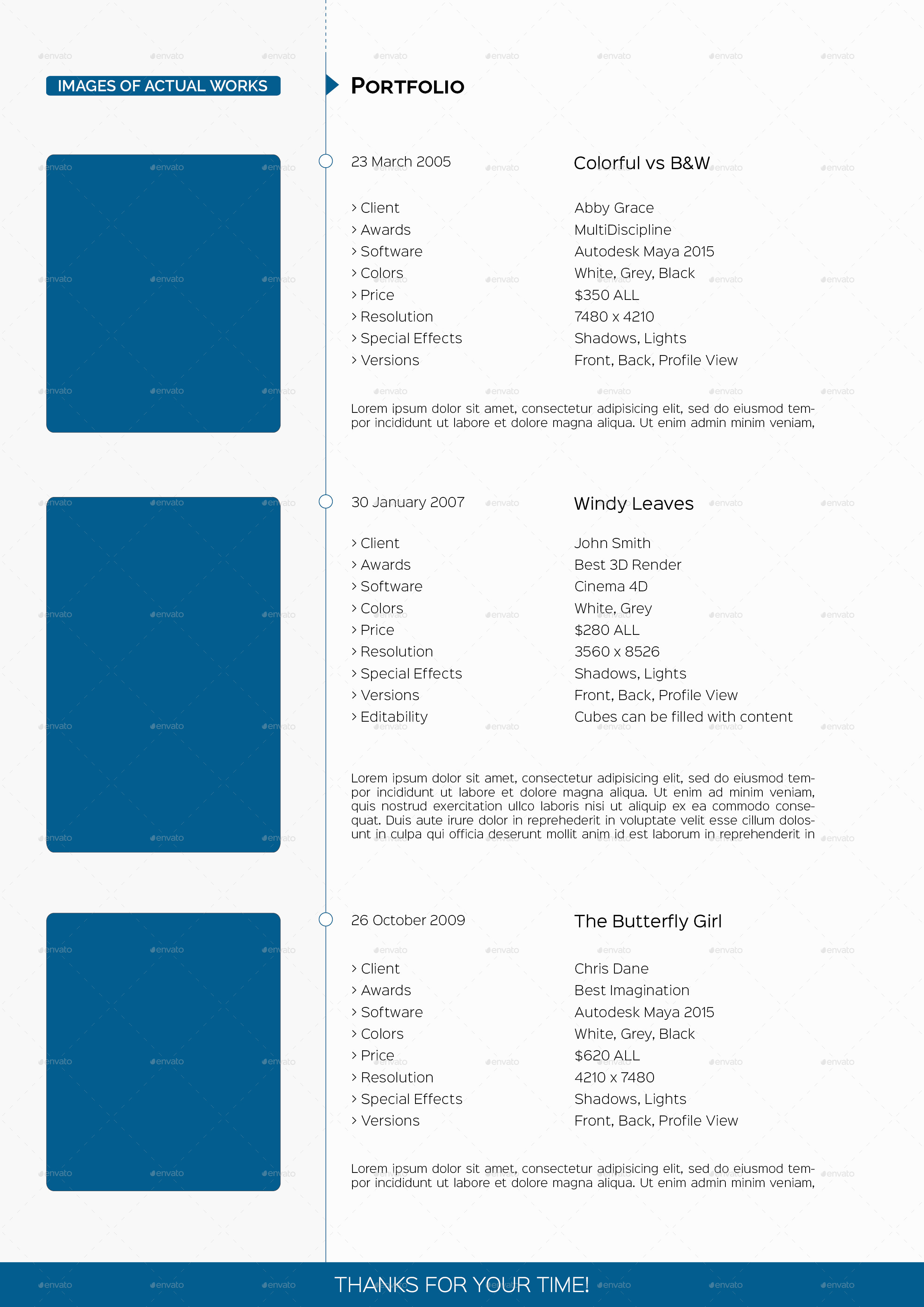 clean multipurpose cv template by fabiocimo graphicriver cv blue scheme3 jpg