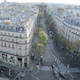 Street Of Paris Top View - VideoHive Item for Sale