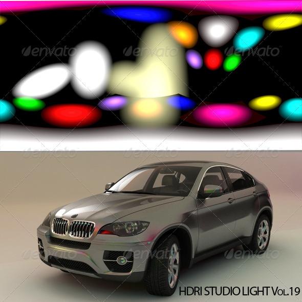 HDRI_Light_19 - 3DOcean Item for Sale