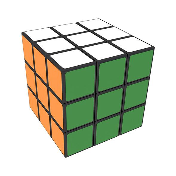 3DOcean Cube 8998079