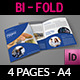 Company Brochure Bi-Fold Template Vol.30 - GraphicRiver Item for Sale