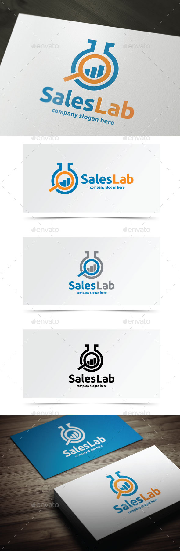 GraphicRiver Sales Lab 8998820