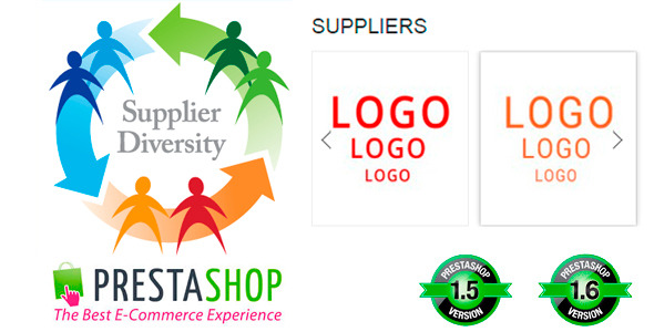 CodeCanyon Responsive Suppliers logo carousel 8999099