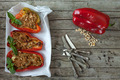 Stuffed Peppers - PhotoDune Item for Sale