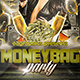 MoneyBag Flyer for Party - GraphicRiver Item for Sale