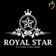 Royal Star Logo - GraphicRiver Item for Sale