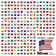 Flags of all Sovereign States in Vector - GraphicRiver Item for Sale