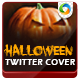 Halloween Twitter Header - GraphicRiver Item for Sale