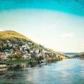 Vintage view to old town of Heidelberg - PhotoDune Item for Sale