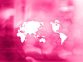 world map technology style - PhotoDune Item for Sale