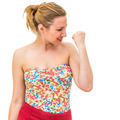 Winning success woman - PhotoDune Item for Sale