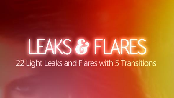 Leaks & Flares