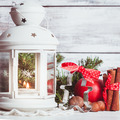 Cristmas lantern - PhotoDune Item for Sale