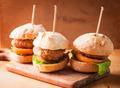 mini burgers - PhotoDune Item for Sale