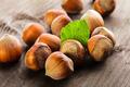 Hazelnuts heap - PhotoDune Item for Sale