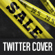 Impact Sale Twitter Cover - GraphicRiver Item for Sale