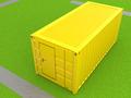 Cargo container - PhotoDune Item for Sale