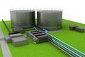 Oil tanks - PhotoDune Item for Sale