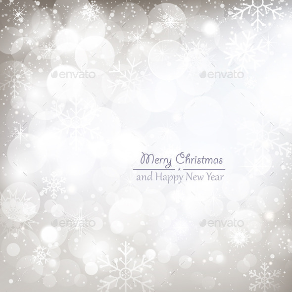GraphicRiver Christmas Background 9001894