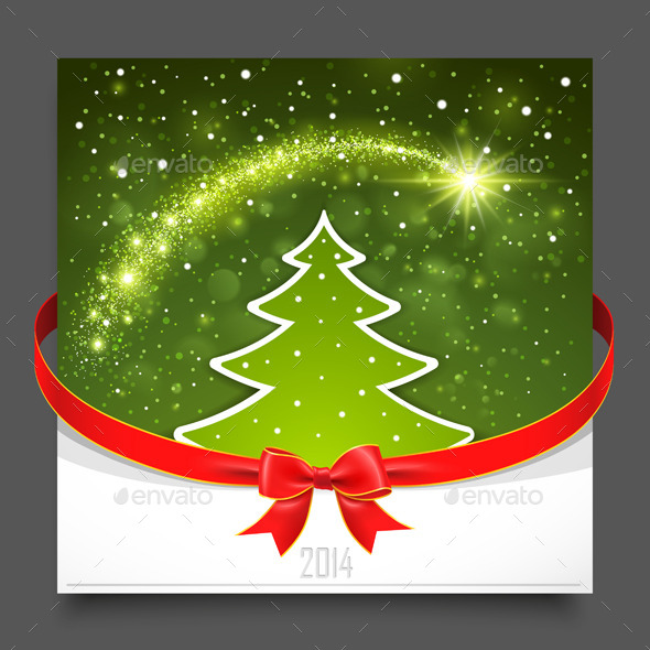 GraphicRiver Christmas Card 9002002