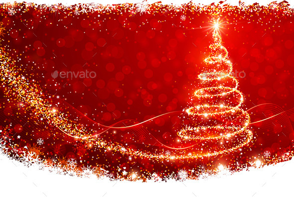 GraphicRiver Christmas Tree 9002241
