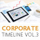 Corporate Business Timeline Vol.3 - GraphicRiver Item for Sale